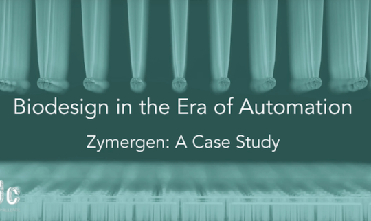 Biodesign in the Era of Automation | Zach Serber of Zymergen