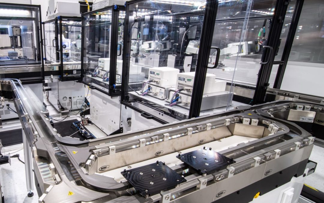 The Case for Modular Lab Automation